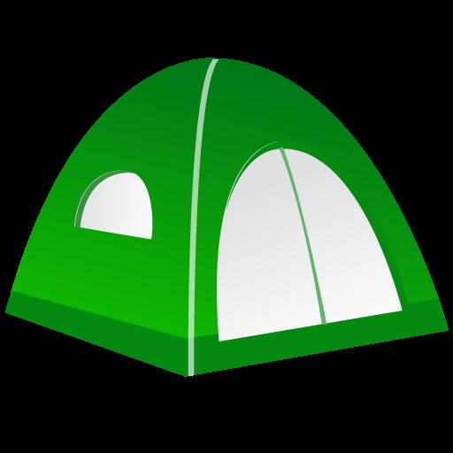 иконка палатка, путешествие, отдых, tent,
