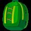 иконки рюкзак, портфель, походная сумка, backpack,