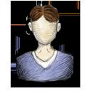 иконки человек, пользователь, user,