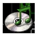 иконки музыка, music,