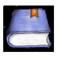 иконка книга, book,