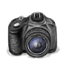 иконка фотоаппарат, camera, камера,