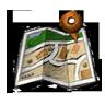 иконки карта, map, maps,