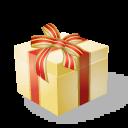 иконки  подарок, gift, новый год,
