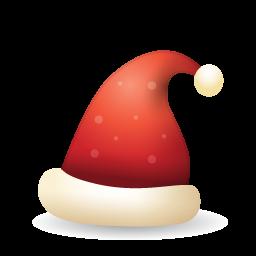 иконки шапка, колпак, новый год,
