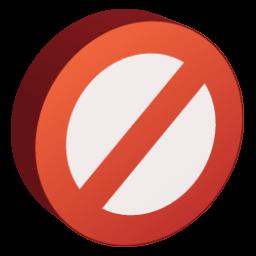 иконка доступ, запрет, block,