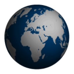 иконки globe, планета,
