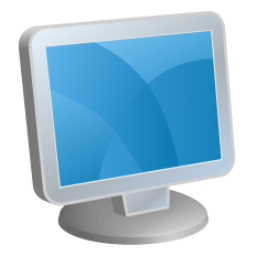 иконка monitor, монитор,