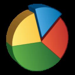 иконки круговая диаграмма, график, статистика, pie chart,