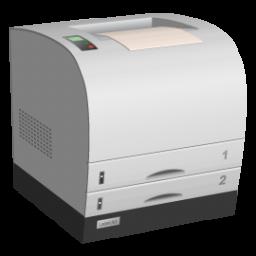иконки лазерный принтер, printer,