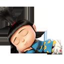 иконка agnes, агнес, сон, sleeping,