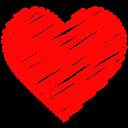 иконки сердце, heart, любовь,