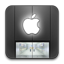 иконки apple store, appstore, магазин, apple,