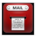 иконки mail, письмо, почта, конверт, почтовый ящик,