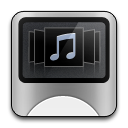 иконки ipod, плеер,