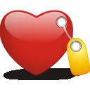 иконки сердце, tagged, heart,
