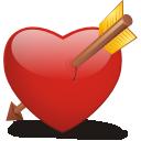 иконки сердце, bleeding, heart,
