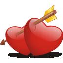 иконка сердце, bleeding, hearts,