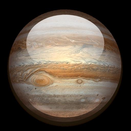 иконка планета, jupiter, юпитер,