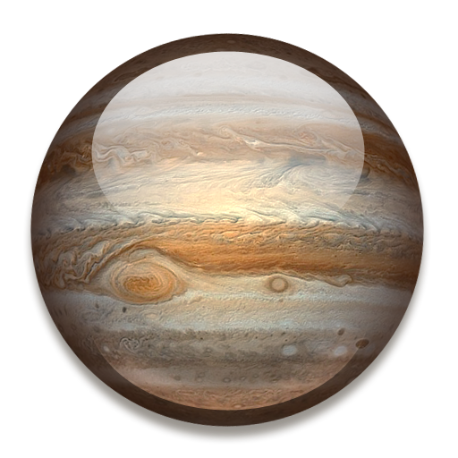 иконки  планета, jupiter, юпитер,