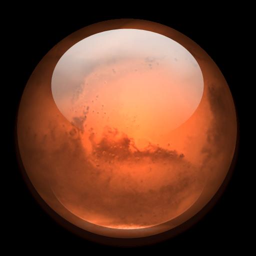иконки  планета, mars, марс,