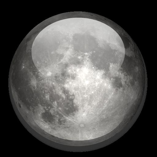 иконки moon, луна,