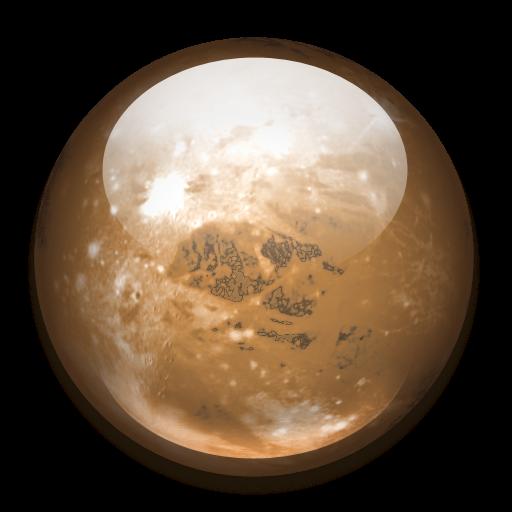 иконки планета, pluto, плутон,