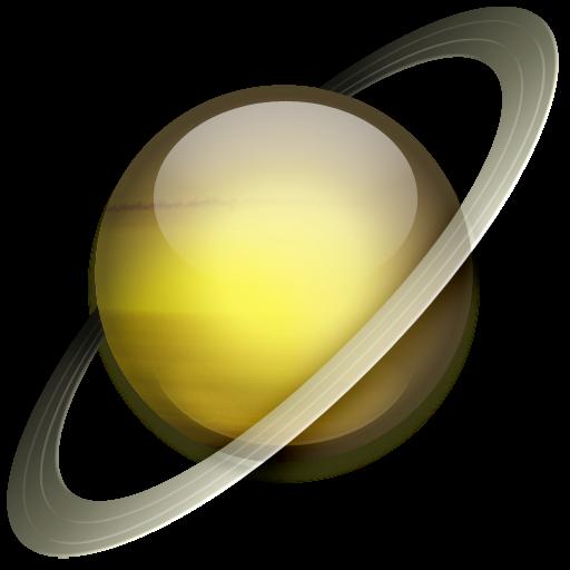 иконка планета, saturn, сатурн,