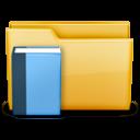 иконки папка, книга, folder, book,