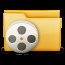 иконки видео, фильмы, мои видеозаписи, папка, movie,