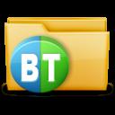 иконка torrent, торрент, папка,