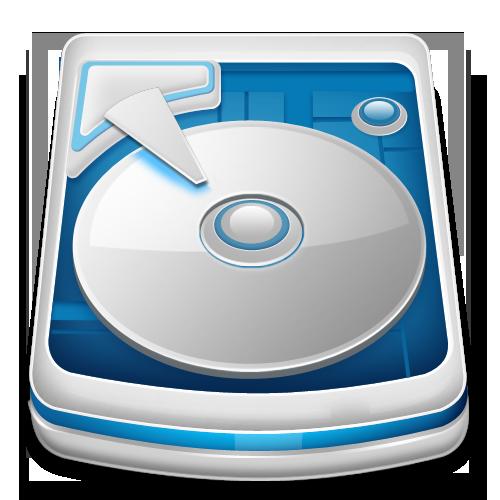 иконка жесткий диск, harddrive,