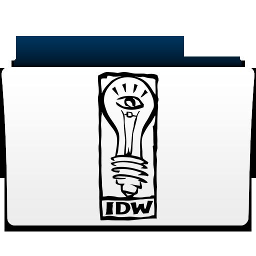 иконки folder, папка,  idw,