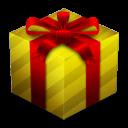иконки Подарок,