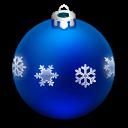 иконка Новогодний шарик, новогодний шар, новый год,