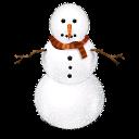иконки Снеговик, snowman,