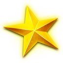 иконка Звезда, star,