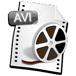 иконки avi, файл, формат, file,