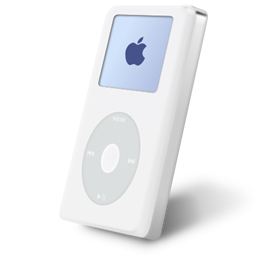 иконка apple ipod, плеер,