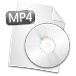 иконки mp4, файл, формат, file,