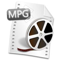 иконки mpg, файл, формат, file,
