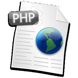 иконки php, файл, формат, file,