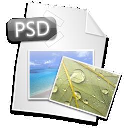 иконки psd, файл, формат, file,