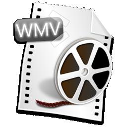 иконки wmv, файл, формат, file,