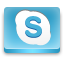иконка скайп, skype,