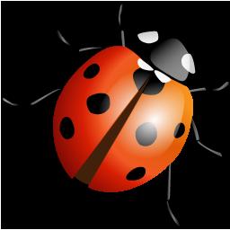 иконки насекомое, божья коровка, природа, marienkaefer,