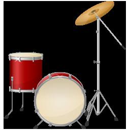 иконки барабаны, ударные, drums,