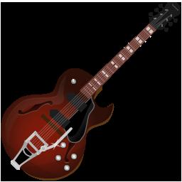 иконка гитара, guitar,