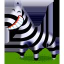 иконки зебра, животное, животные, zebra,