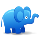 иконки слон, animal, животное, животные, elephant,